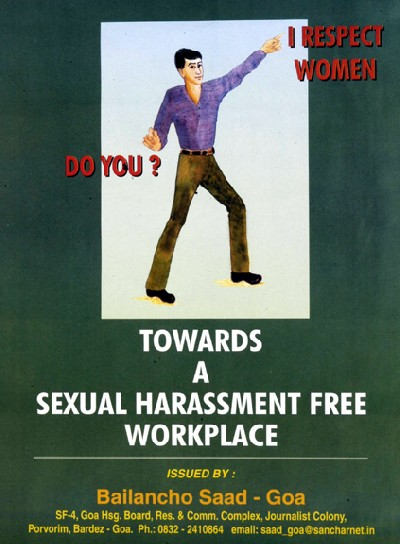 towards a sexual harassment free workplace-1