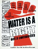 water is a right…